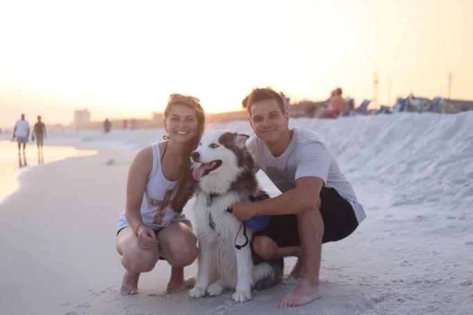 Dawg Blog - Koda Beach