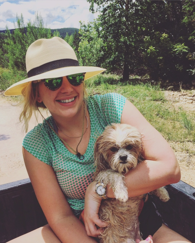 Dawg Blog - Claire & Hadley
